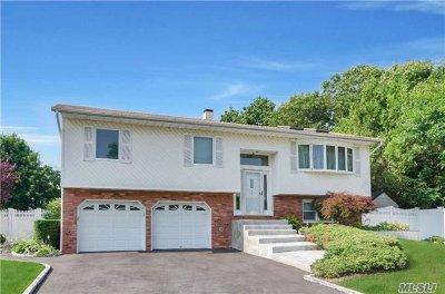 Centereach Single Family Home For Sale: 7 N Kennedy Dr