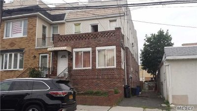 Kew Gardens Multi Family Home For Sale: 85-71 130th St