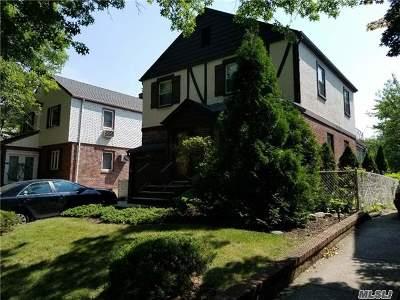 Jamaica Estates Single Family Home For Sale: 82-19 Utopia Pky