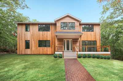 Water Mill Single Family Home For Sale: 35 Wood Thrush Ln