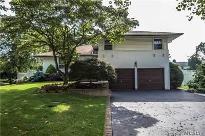 Jericho Single Family Home For Sale: 22 Hazelwood Dr