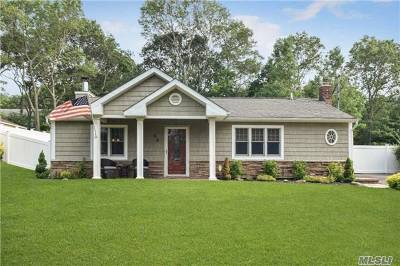 Farmingville Single Family Home For Sale: 56 Locust Ave