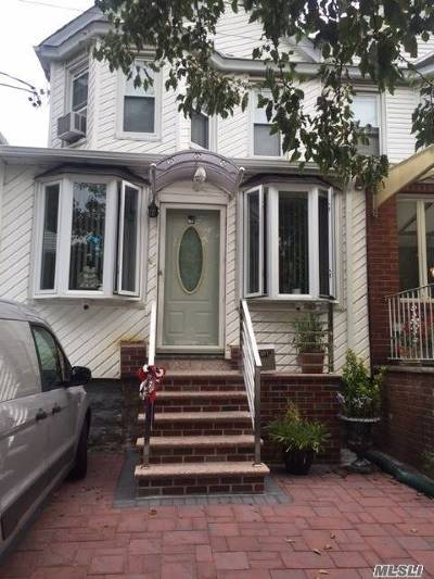Forest Hills Single Family Home For Sale: 90-12 Polo Pl