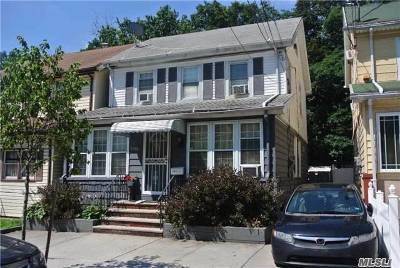 Woodhaven Single Family Home For Sale: 85-78 98th St