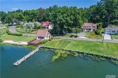 Huntington Single Family Home For Sale: 194 East Shore Rd