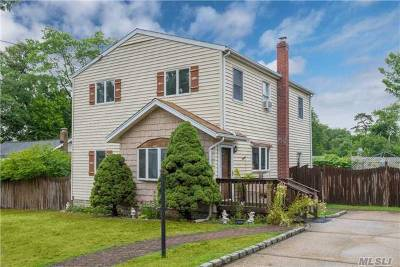 Lake Ronkonkoma Single Family Home For Sale: 14 Edward Ct