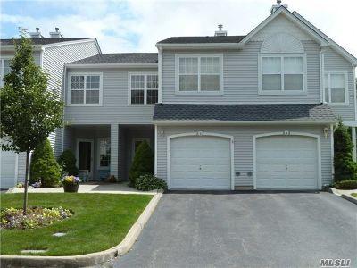 Port Jefferson Condo/Townhouse For Sale: 201 Windward Ct N