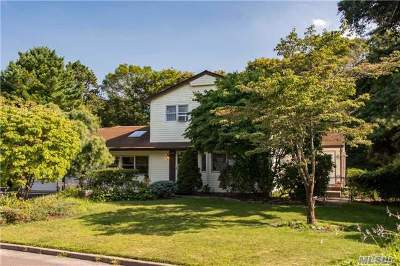 Hauppauge Single Family Home For Sale: 4 Pinedale Rd