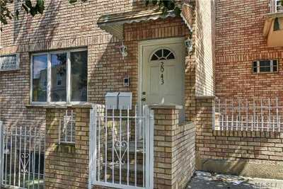 Multi Family Home For Sale: 20-43 42nd St