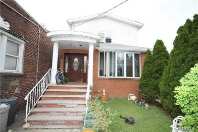 Flushing Multi Family Home For Sale: 143-21 Laburnum Ave