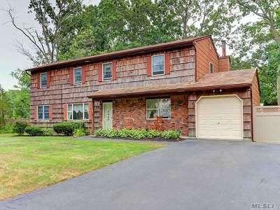 Nesconset Single Family Home For Sale: 4 Regency Ct