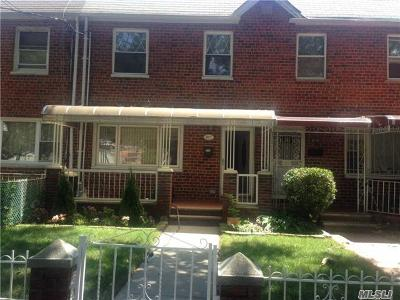 Brooklyn Single Family Home For Sale: 607 E 57th St