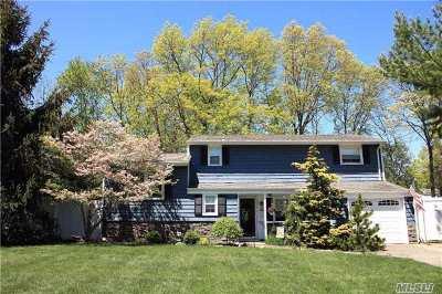 S. Setauket Single Family Home For Sale: 15 Grace Ln