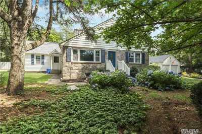 Huntington NY Single Family Home For Sale: $699,990