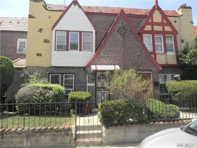 Single Family Home For Sale: 120-20 178th Pl