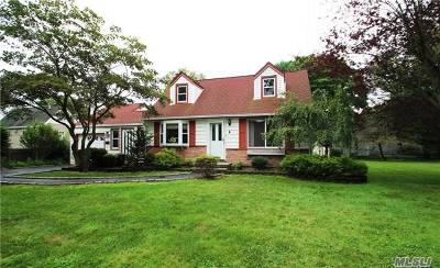 Bay Shore Single Family Home For Sale: 6 Grove Pl