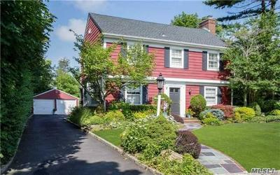Woodmere Single Family Home For Sale: 1 Ike Pl