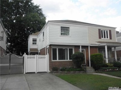 Bayside Single Family Home For Sale: 50-17 Francis Lewis Blvd