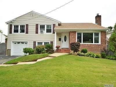 Massapequa Park Single Family Home For Sale: 104 Chester Ave