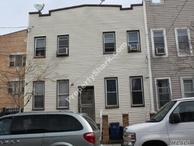 Brooklyn Multi Family Home For Sale: 125 Vermont St