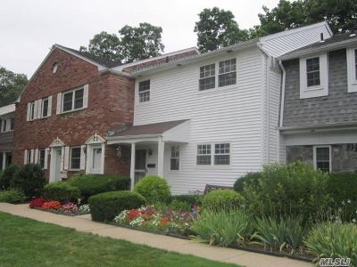 Hauppauge NY Co-op For Sale: $249,500