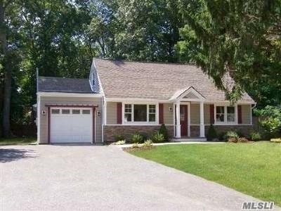 Middle Island Single Family Home For Sale: 6 Pine Cone St