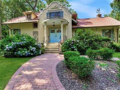 Huntington Single Family Home For Sale: 58 Bay Crest Dr