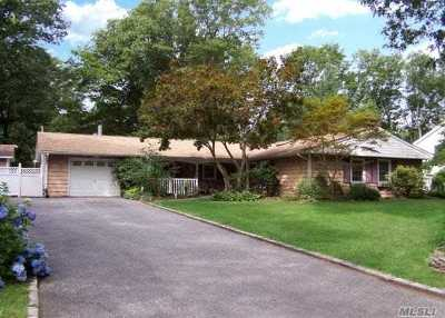 Stony Brook Single Family Home For Sale: 40 Spencer Ln