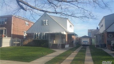 Bayside Multi Family Home For Sale: 219-08 43 Ave