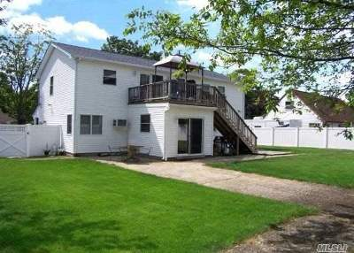 Holbrook Single Family Home For Sale: 35 Birchdale Dr