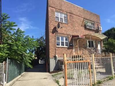 Elmhurst Multi Family Home For Sale: 79-10 Grand Ave
