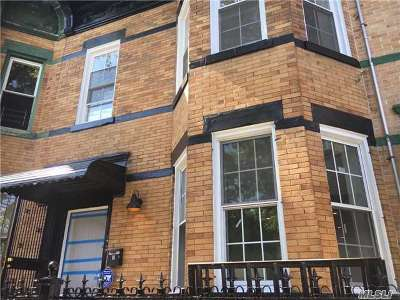 Brooklyn Multi Family Home For Sale: 891 Belmont Ave