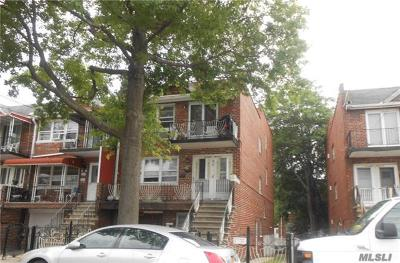 Brooklyn Multi Family Home For Sale: 916 E 86th St