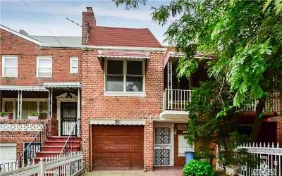 Brooklyn Multi Family Home For Sale: 428 E 57th St