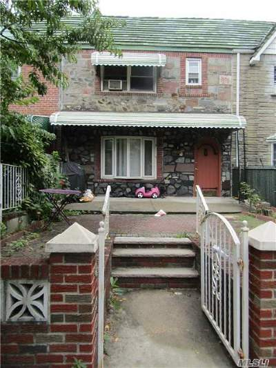 Woodside Single Family Home For Sale: 50-34 64th St