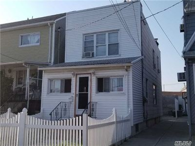 Ozone Park Single Family Home For Sale: 94-01 Linden Blvd