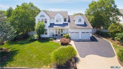 S. Setauket Single Family Home For Sale: 12 Hessian Ct