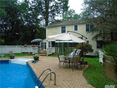 Stony Brook Single Family Home For Sale: 1552 Stony Brook Rd