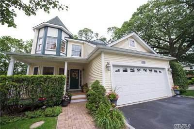 Huntington Single Family Home For Sale: 204 Nassau Rd