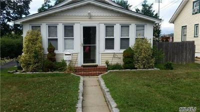 Lindenhurst Single Family Home For Sale: 234 Travis St