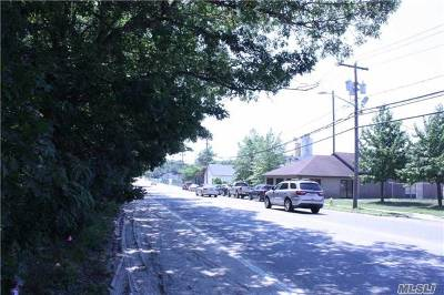 Center Moriches Residential Lots & Land For Sale: Railroad Ave