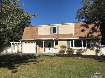 Mt. Sinai Single Family Home For Sale: 19 Osborne Ave