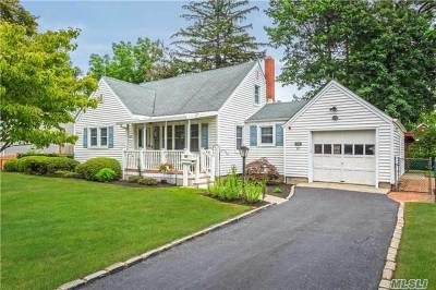 Smithtown Single Family Home For Sale: 57 Cornell Ave