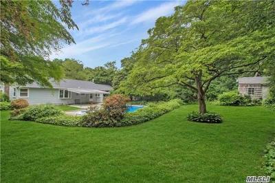 E. Setauket Single Family Home For Sale: 47 Gnarled Hollow Rd