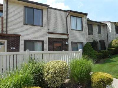 Coram Condo/Townhouse For Sale: 369 Clubhouse Ct