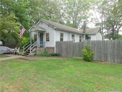 Centereach Single Family Home For Sale: 31 Joan Ave
