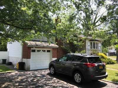 Massapequa Park Single Family Home For Sale: 106 Block Blvd
