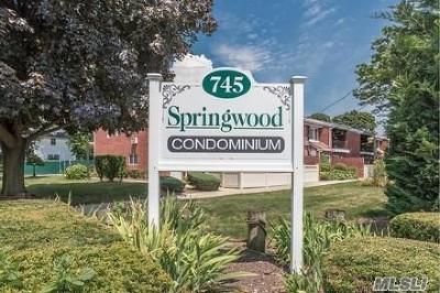 Farmingdale Condo/Townhouse For Sale: 745 Conklin St #11