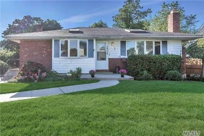 Levittown Single Family Home For Sale: 3924 Miller Pl