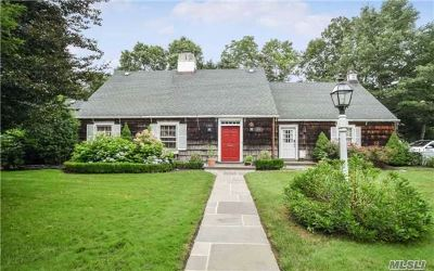 Woodmere Single Family Home For Sale: 184 Ocean Ave